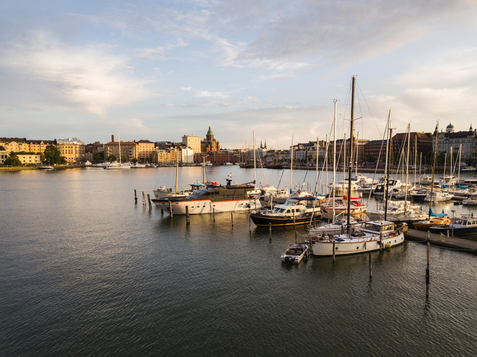 Venesatama-Helsinki